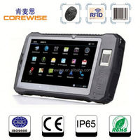 "phone call 3G biometric rugged 7"" android touch screen case for haier 9.7"" tablet"
