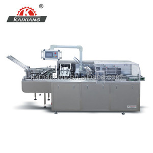 Automatic Cosmetic Carton Machine