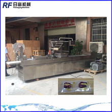 Full automatic stainless steel vacuum thermoforming packing machine with CE certificatio