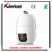 ceramic humidifier cool mist remote control LVD display humidifier