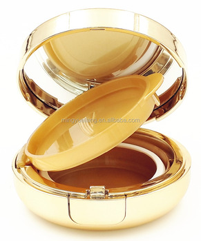 [ Cosmetics Packaging ] Gold Air-cusion foudation packaging OEM&ODM