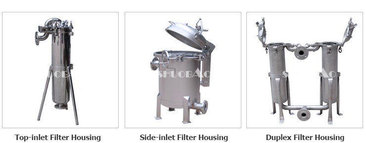 Best price water filter of China supplier