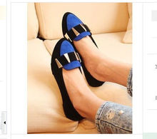 D20111Q 2014 FASHION LEISURE FIAT WITH FOUR SEASONS WOMAN'S SINGLE SHOES