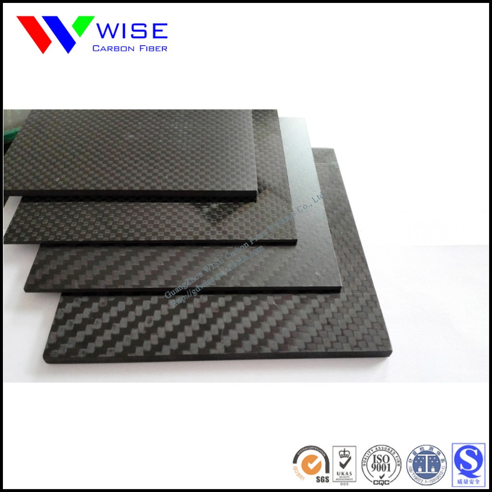 ROHS certificate top quality low price Carbon fiber sheet Plate panel board