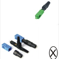 Factory Supply Quick Connector Fiber Optical