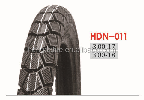 New Pattern Motorcycle Tire 90/90-18
