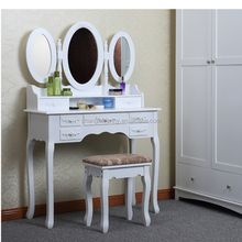 Yasen Houseware Wooden Kids Modern Vanity Dressing Table Made In China,Simple Wooden Modern Dressing Table Mirrors