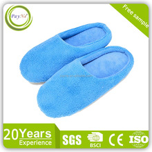 Warm womens or mens hotel indoor bedroom slippers