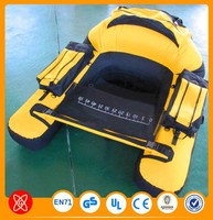 PVC boat supplies small plastic rowing boat