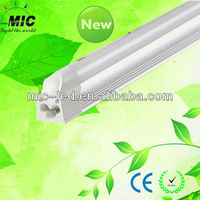 MIC dimmable t5 led tube lamp for new house