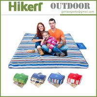 NatureHike 2*2M 2*1.5M Picnic Camping Mat Waterproof Outdoor Beach Multiplayer Baby Climb Folding Camping Mattress
