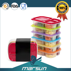 Kitchenware Food Grade Standard lunch box food container