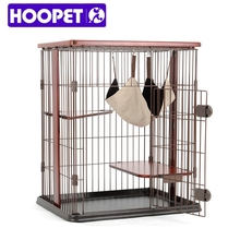 Pet Supplies Mutilayer Large Stainless Steel Cat Cage Wholesale