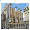 2018 latest German technology China new product detachable bolted storage silo for dry mortar plant