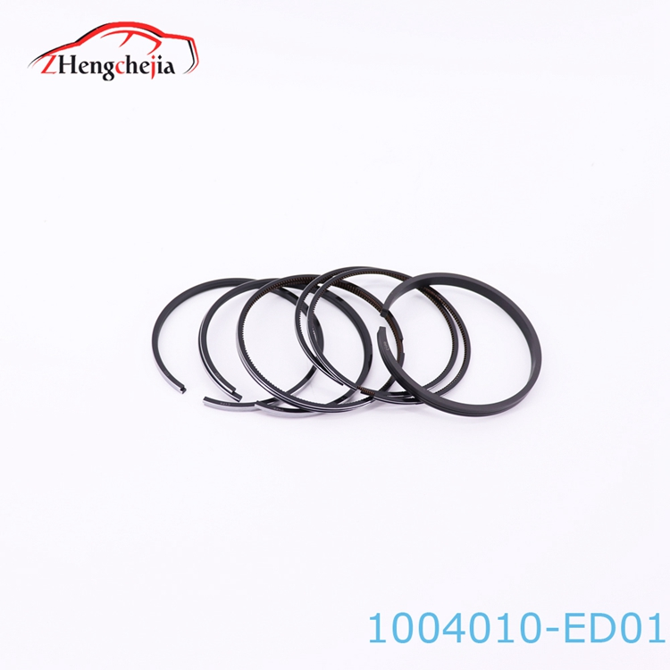 High quality Engine Piston ring for Great wall 1004010-ED01