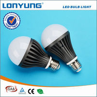 China cabinet light bulbs 9w high power led light bulb