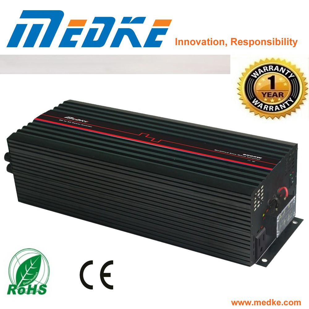CE ROHS dc ac inverter convert modified sine wave pure sine wave