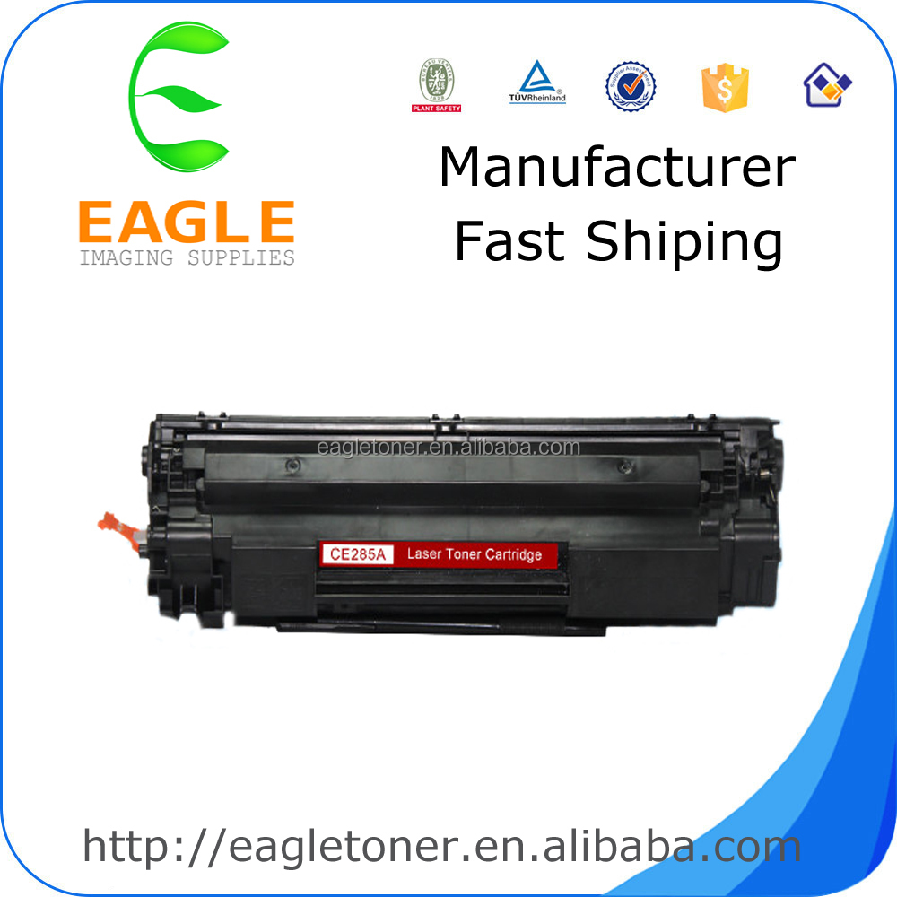 Cheap Toner Cartridge 85A CE285A For HP LaserJet P1102 P1132 Printer