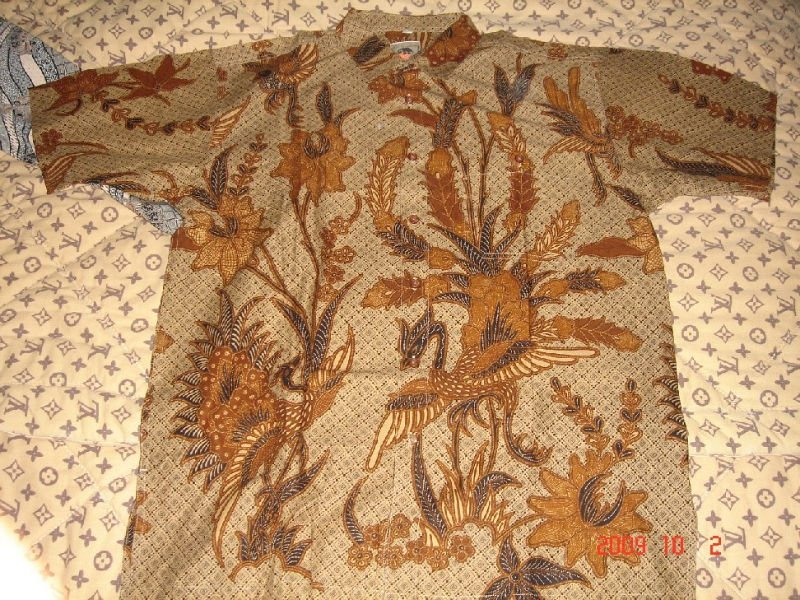 Batik Shirt and Sarung from Indonesia is the Best in the world