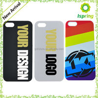 Print you own design for iphone 5 mobile phone case cover