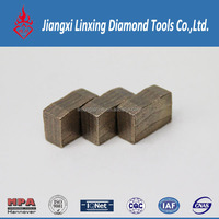 High Efficiency And Long Life Marble Diamond Tools Diamond Segment