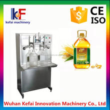 automatic teel oil/black seed oil filling capping machine with CE ISO9001