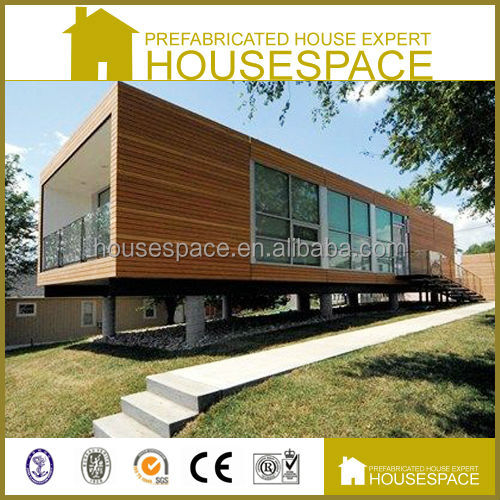 Economical Multifunctional Prefab House Design in India