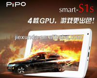 Pipo S1 S1s 7 inch Tablet PC Android 4.2 Rockchip RK3066 1.6GHz Dual Core 1GB 8GB WiFi Webcam