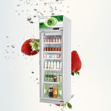 Green&Health display cooler / coolers for water display / ice cream display fridge for US standard