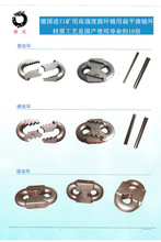 Mine serrated ring Car accessories Toothed ring Ladder toothed ring Arc tooth ring