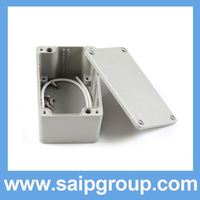 Custom motorcycle aluminum box (115*65*55mm)