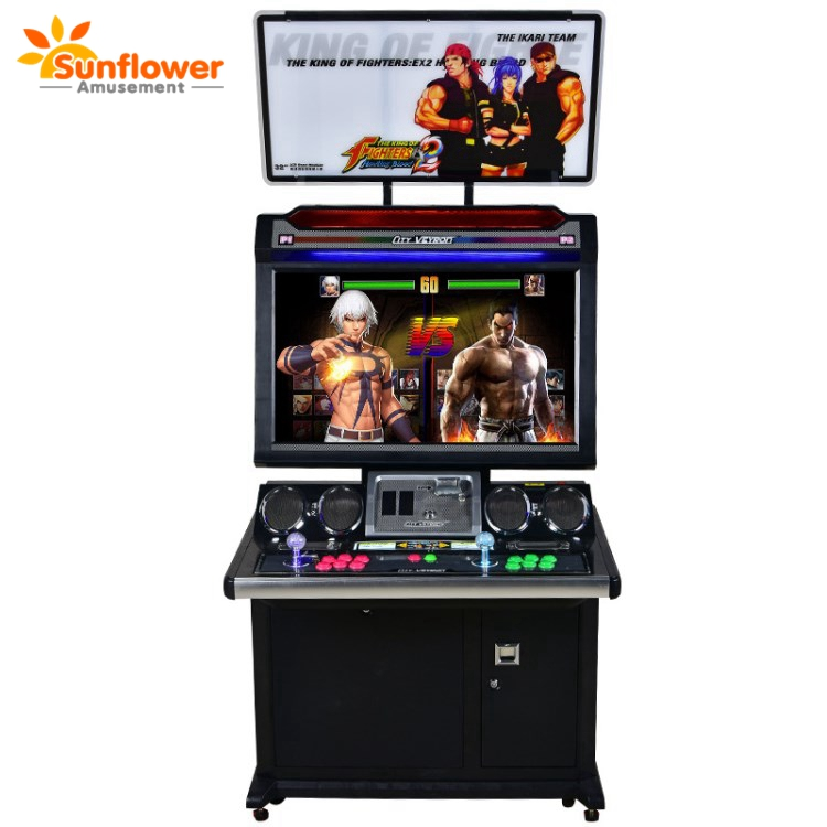 32 inches LCD Pandora Box Arcade Game Coin Operated Video Game 500 in 1 Game Machine