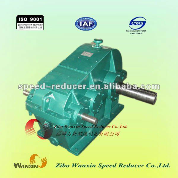 ZL soft-surface circular tooth marine gearbox