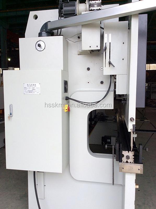 stainless steel sheet bending machine