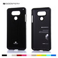 Mercury Goospery Pearl Jelly TPU Cover Case For Vivo V7 Phone Accessories