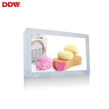 Commercial 55 Inch wall mount ipad 12.9 indoor advertising display