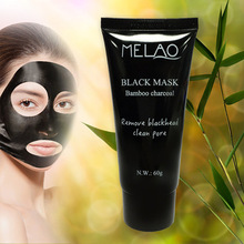 60 gram Best Mud Facial Purifying Quality Black Peel off Charcoal Mask