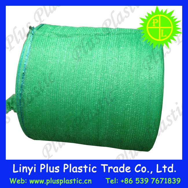 high quality HDPE raschel bags in rolls for packing vegetables fruits
