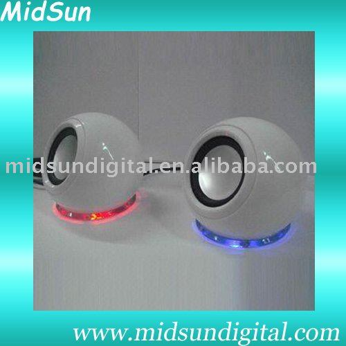 USB Gadgets,speaker with usb,usb speaker box with FM the support of SD card and USB