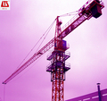 CE Certified 12T Mobile Inside-climbing Tower Cranes