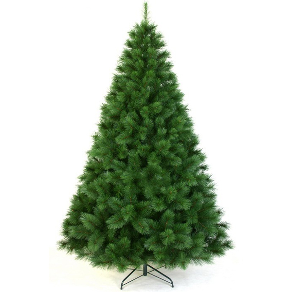 6FT PET pine needle christmas tree