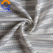 Special design Wholesale Cheap knit 100% polyester 150D jacquard fabric single jersey for garment hometextile