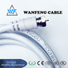 Low Loss RG6 Coaxial Cable With