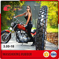 Motorcycle tyres for sale 3.00-18 motorcycle parts