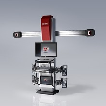 ISO own manufacturer 3D-ZD-6 3D wheel alignment aligner