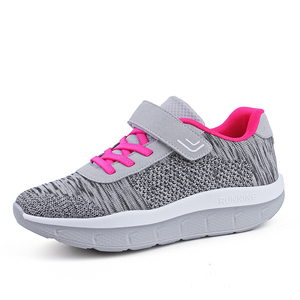 도매 파크 (ocean park) Walking Running Shoes Women Sport, 플랫폼 Wedge Sneakers Women Casual Shoes Sneakers