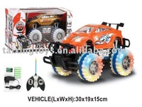 RC jeep Car with light and music
