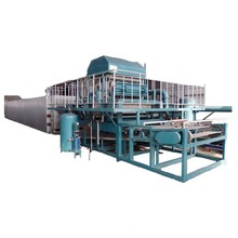 Recycle waste paper egg tray making machine
