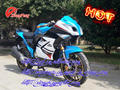 Cool racing motorcycles, new sticker,hot sell, 150cc/200cc/250cc/300cc,