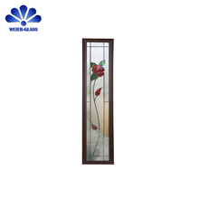 Professional design etched windows stained bevels opaque glass